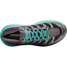Hoka One One Speedgoat Mid WP scarpe da corsa Donna viola/blu